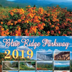 Blue Ridge Parkway Engagement Calendar 2019