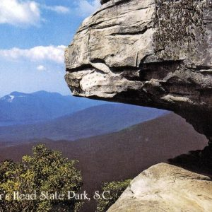 4×6 Postcard – Caesar's Head State Park SC – Pack of 50