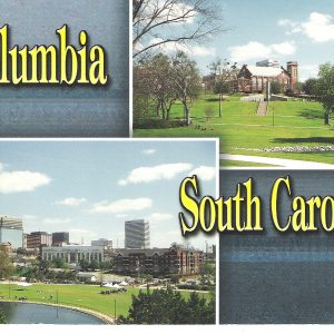 4X6 Postcard – Columbia South Carolina Multi – Pack of 50