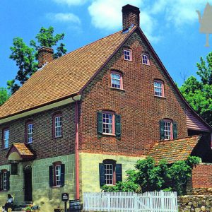 4×6 Postcard – Old Salem – Winkler Bakery – Pack of 50